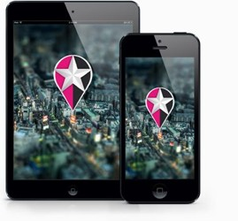 Your business can be found via mobile devices